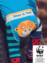WWF Leggings Orangutan