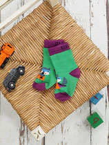 Socks Super Racoon