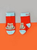 Socks Harry The Hippo