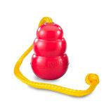 Kong Classic mit Seil