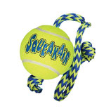SqueakAir Ball w/Rope M
