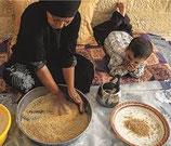 Maftoul, volkoren parel couscous - 400 gram