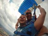 Gutschein Tandemsprung mit Video u. Fotos