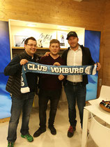 "Seidenschal ""You´ll never ride aloa"" Skiclub Vohburg"
