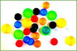 Discs klein (15mm)