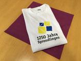 """T-SHIRT """"1250 Jahre Sprendlingen"""" (limitierte Auflage)"""
