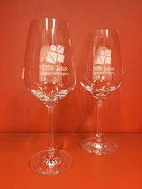 """Weinglas """"FESTIVO"""" - 1250 Jahre Sprendlingen [limitierte Auflage]"""