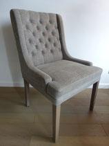 gecapitoneerde stoel, laatste stuk