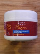 crème argan Douce Nature 200ml