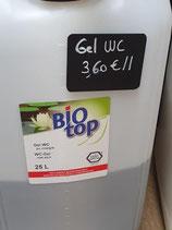 Gel WC en vrac Biotop Bio