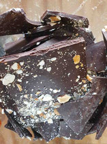 Kako chocolat vrac noir et noix de cajou caramélisées