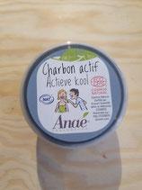 Charbon actif Anaé 30g