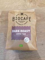 Biocafé Dark Roast Pads