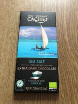 Cachet chocolat 72% et fleur de sel
