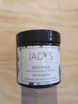 Dentifrice Jadys menthe poivrée et tea tree