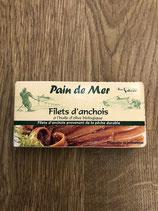 Filets d'anchois  50g