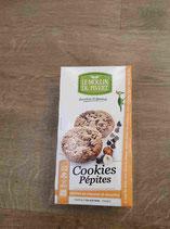 Cookies pépites chocolat et noisettes 175g