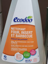 Nettoyant spray four, barbecue et insert