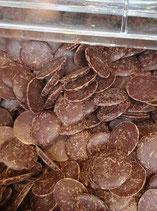 Palets de chocolat noir pour cuisine Kaoka