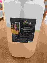 Gel lavant Patchouli en vrac Biotop