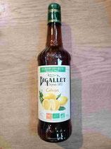 Sirop citron Meneau