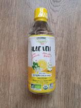 Aloe vera citron & fleur de sureau