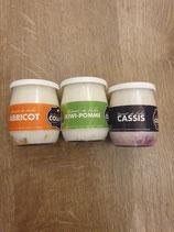 Petit yaourt brebis nature de la Bergerie des Collines