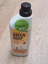Lessive Green Soap vanille et cotton 1L