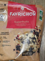 Favrichon Superfruits 500g
