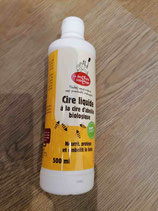 Cire liquide à la cire d'abeille