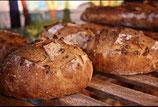 Petit pain campagnard