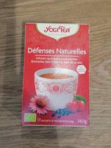 Yogi tea Défenses NAturelles