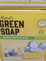 Green soap tablettes lave-vaisselles Bio