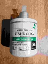 Lavant mains thé vert matcha