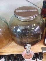 Vinaigre de vin rouge doux Bio  en vrac au litre
