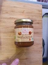 crème artisanale caramel au beurre salé & fleur de sel de Guérande 220 g