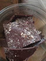 Kako chocolat vrac lait, amandes caramélisées et fleur de sel