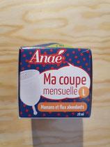 Cup menstrual S, M ou L