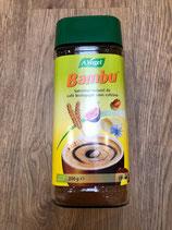 Bambu remplaçant café instantané
