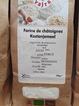 Farine de chataîgne 500g Vajra Bio