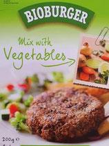 Mix pour burger végétaux Bio 200g