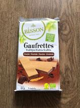 Bisson gaufrettes chocolat