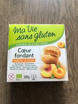 Ma vie sans gluten abricots coeur fondant 200g