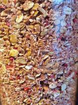 Crunchy fruits rouges vrac Bio €/Kg