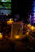 Zaubertüte - Tischnummern