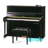 消音付アップライトピアノコース(カワイ指定)