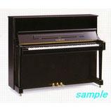 アップライトピアノコース(機種指定なし)