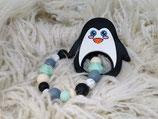 006 Pinguin Beißring schwarz