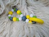 001 Minigreifling gelb / grau