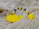 005 Wal Beißkette gelb